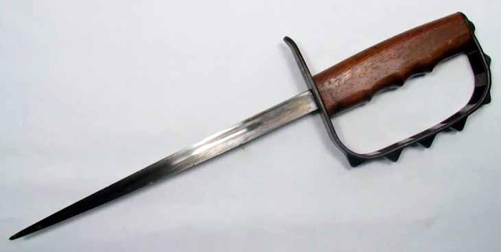 Американский нож-кастет