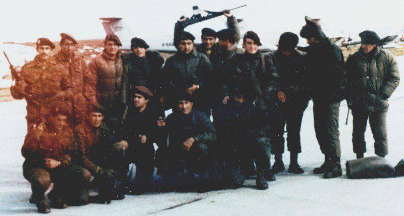 Аргентинский спецназ