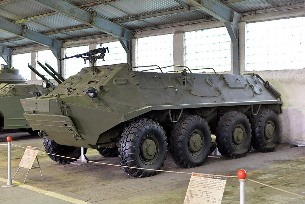БТР-60П
