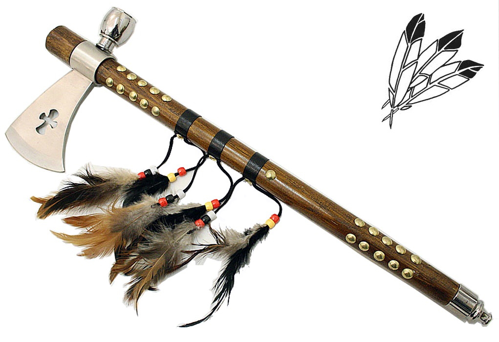 Индейский томагавк