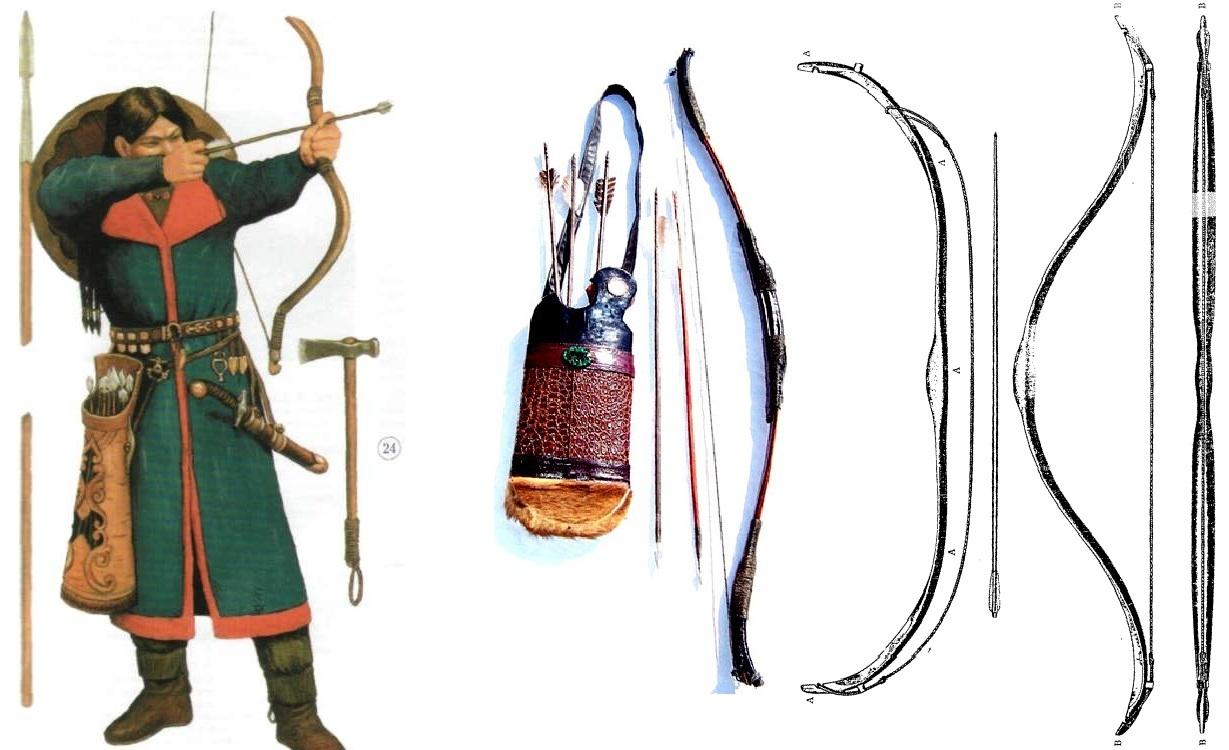 Кочевой лучник