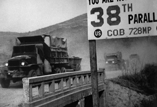 Корея 1945 года