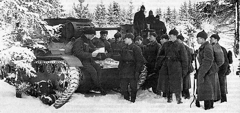 Красная Армия на границе