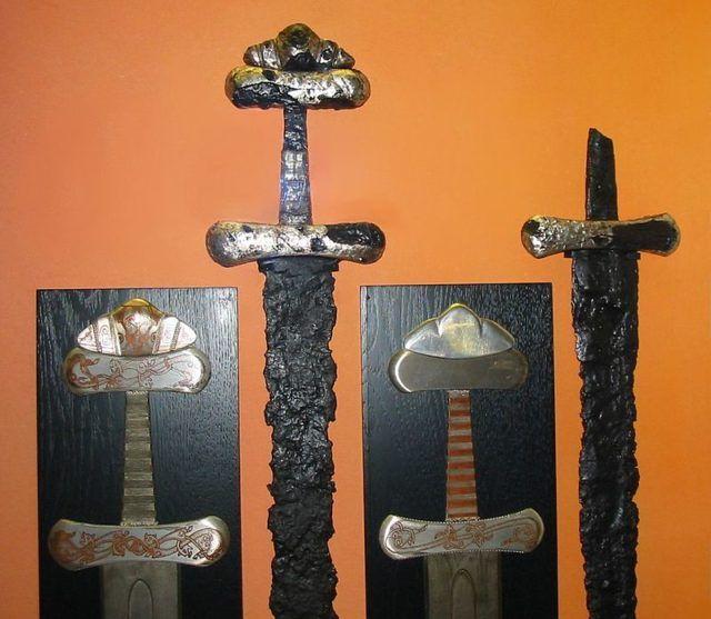 Мечи викингов