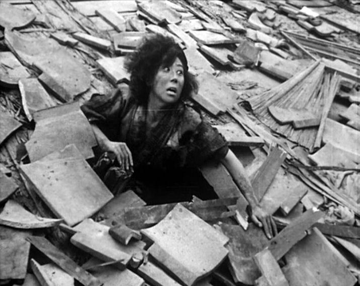 На развалинах Нагасаки