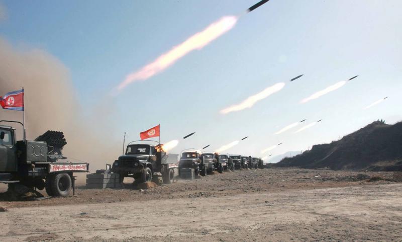 Народная Армия Кореи