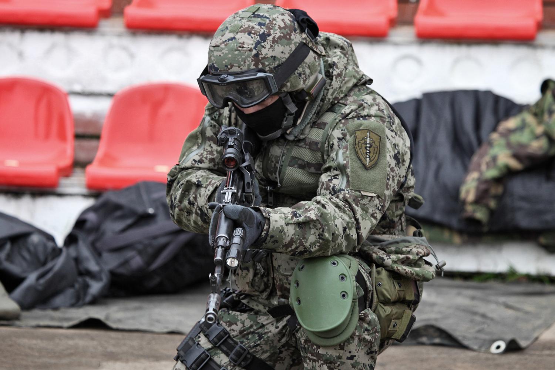 Обмундирование спецназа