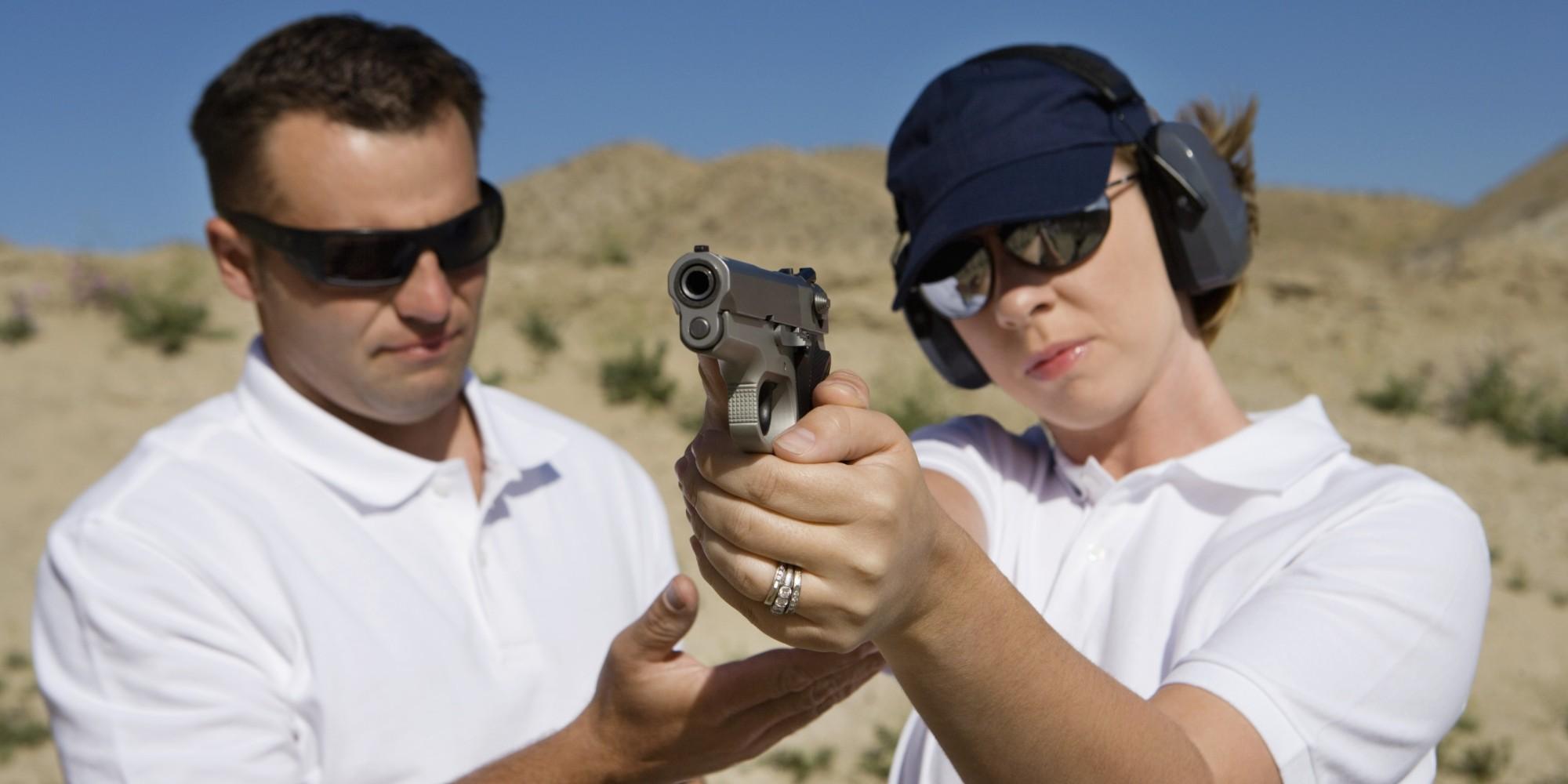 Обучение стрелковому делу