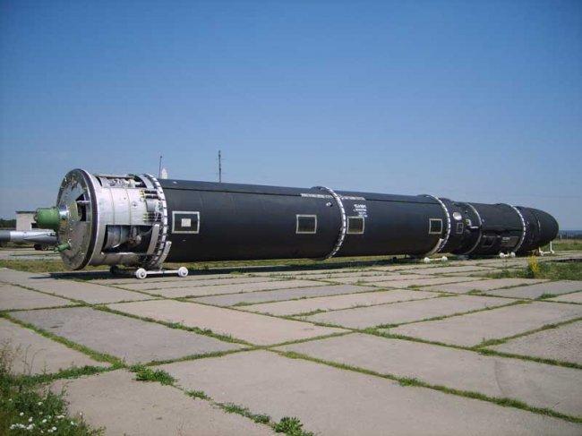Перемещение ракеты