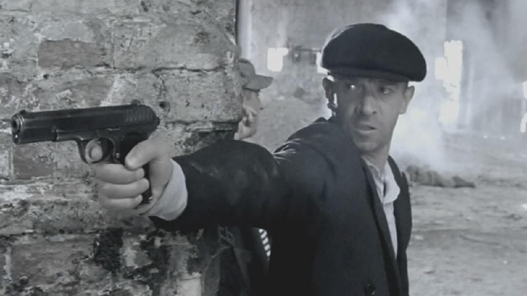 Пистолет в кино