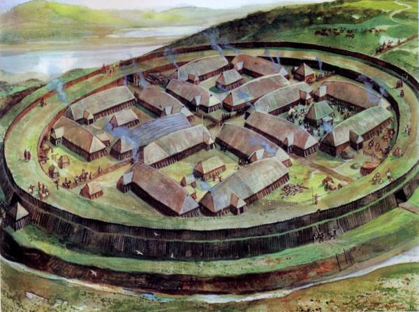 Поселение викингов
