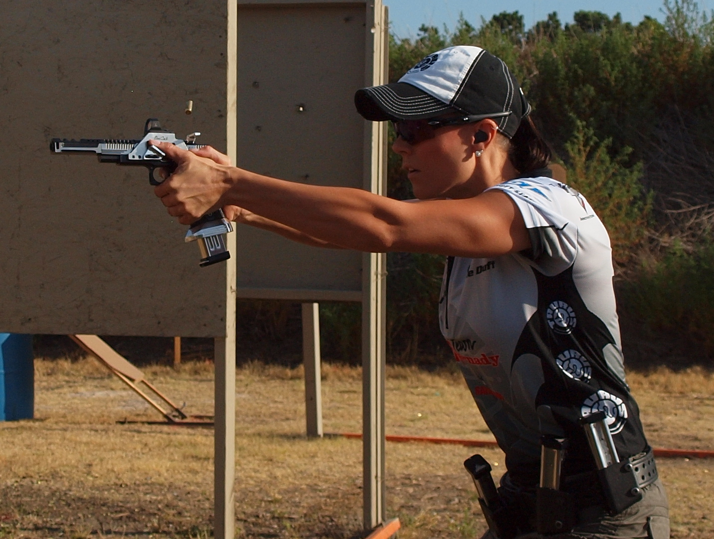 Практическая пистолетная стрельба