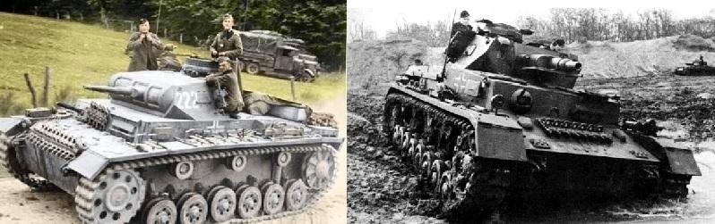 Противники Т-34