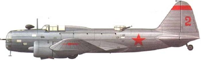 Самолет ДБ-3Т