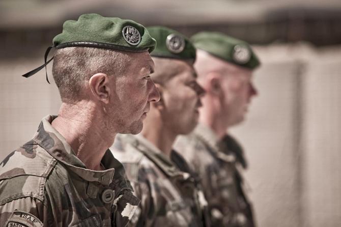 Солдаты Иностранный Легион