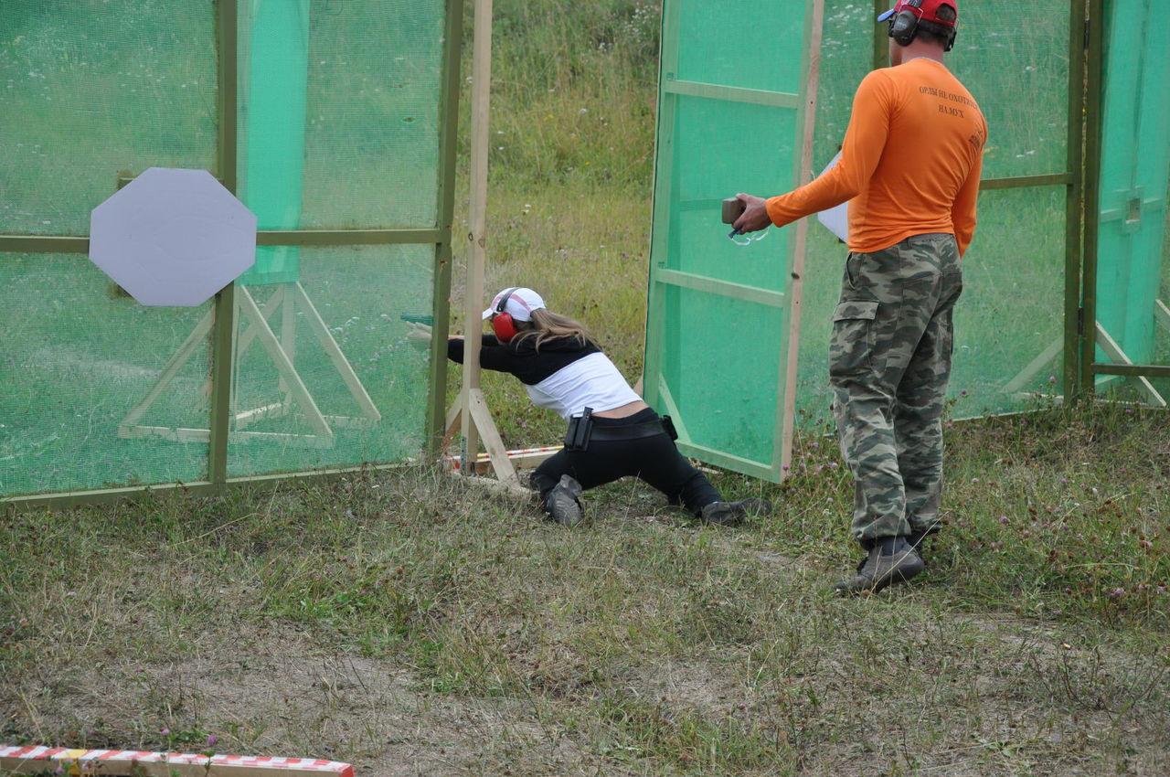 Соревнования по практической стрельбе