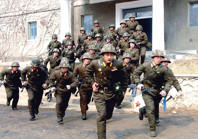 Спецназ КНДР на задании