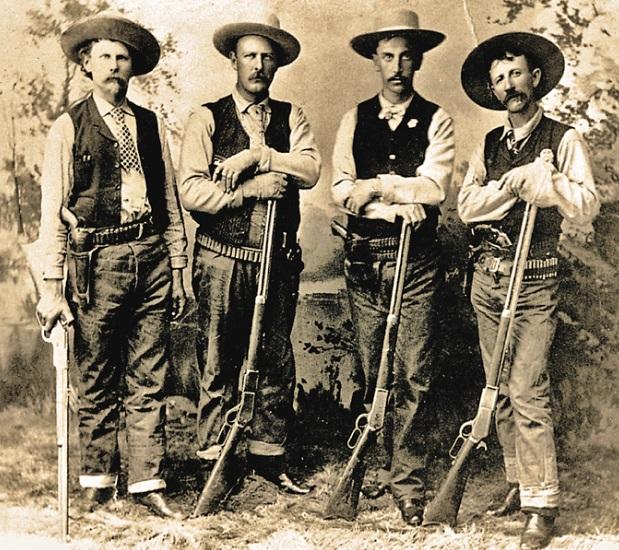 Техасские рейнджеры