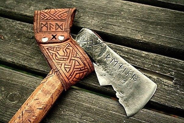 Топор викингов