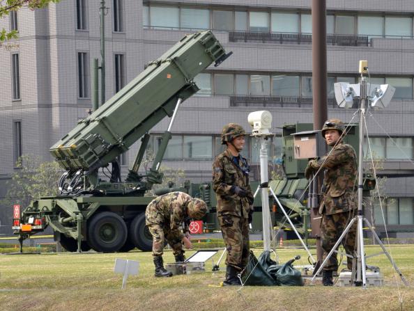 Зенитная установка ПВО