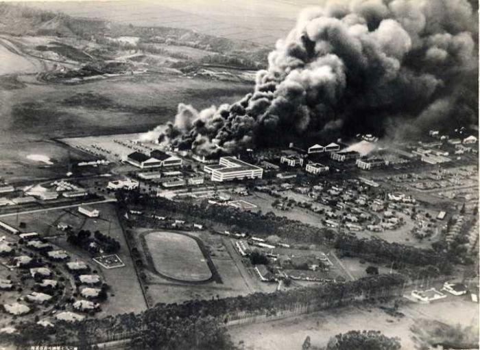 Бомбардировка Перл-Харбора