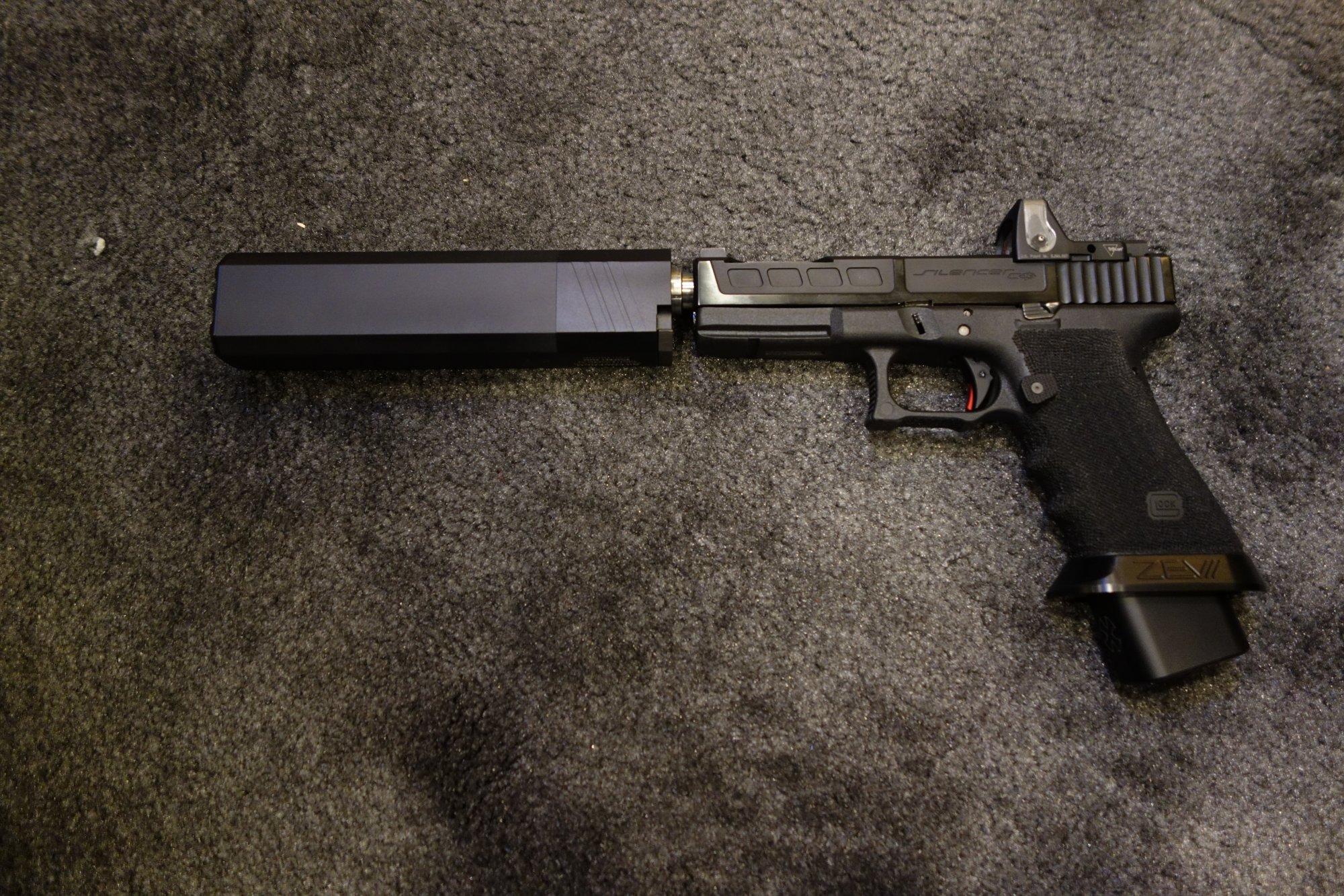 Лучший австрийский пистолет