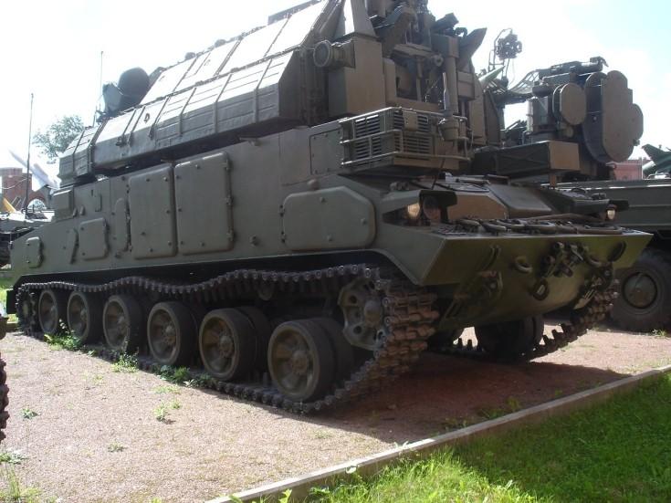 Машина была принята на вооружение в 1986 году