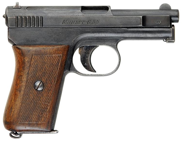 Маузер 1914