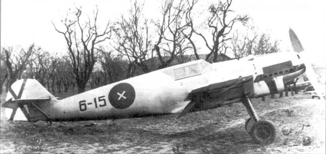 Мессершмитт Bf 109B