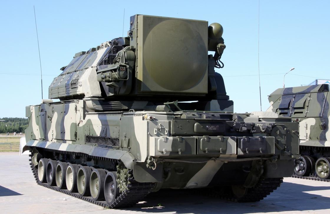 Модернизированный ТОР-М1