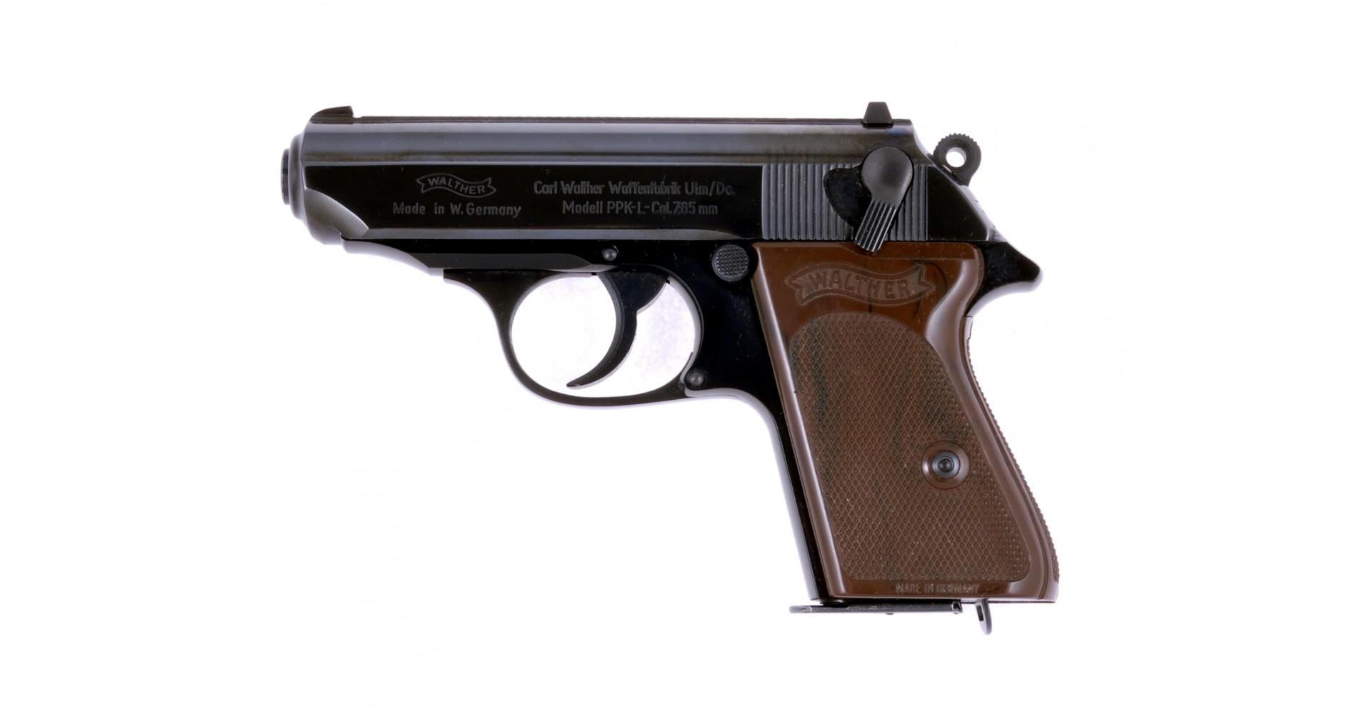 Пистолет ППК/Л