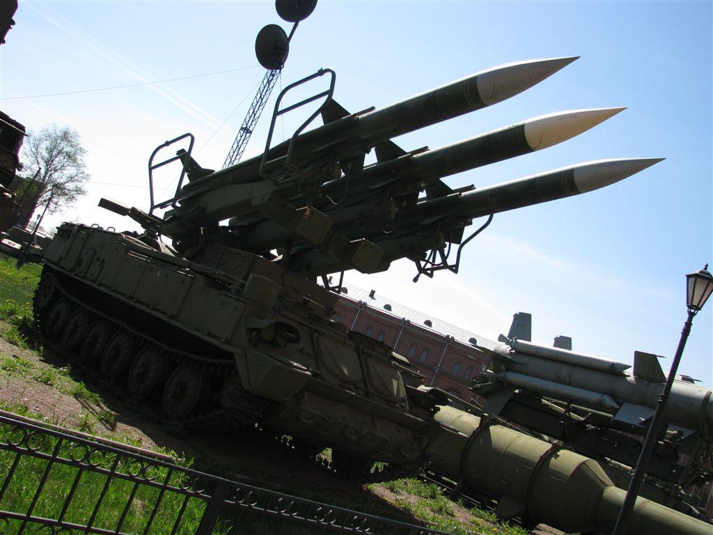 Ракеты 9М330