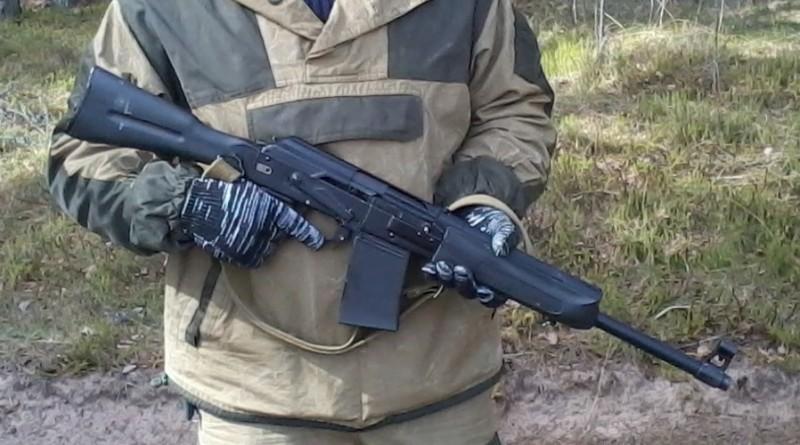 Сайга-12 - оружие самозащиты
