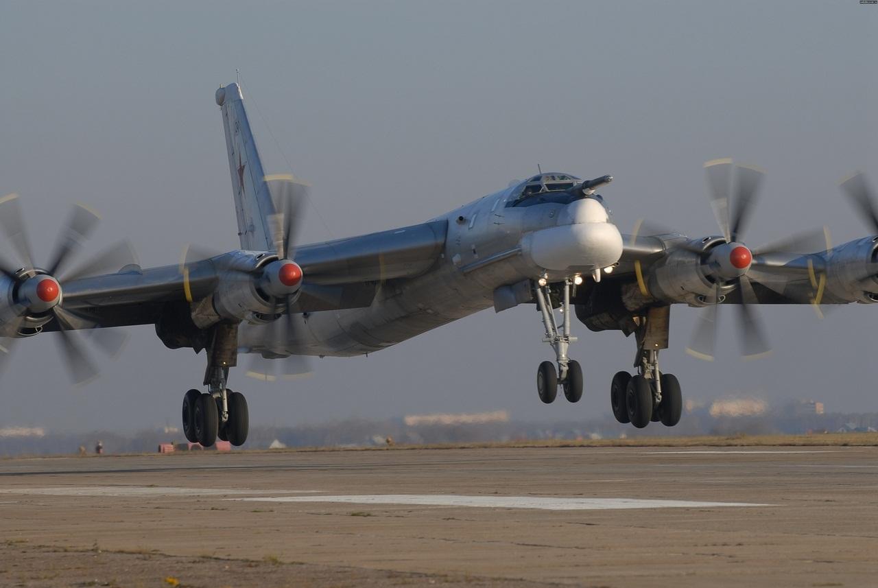 Советские Ту-95