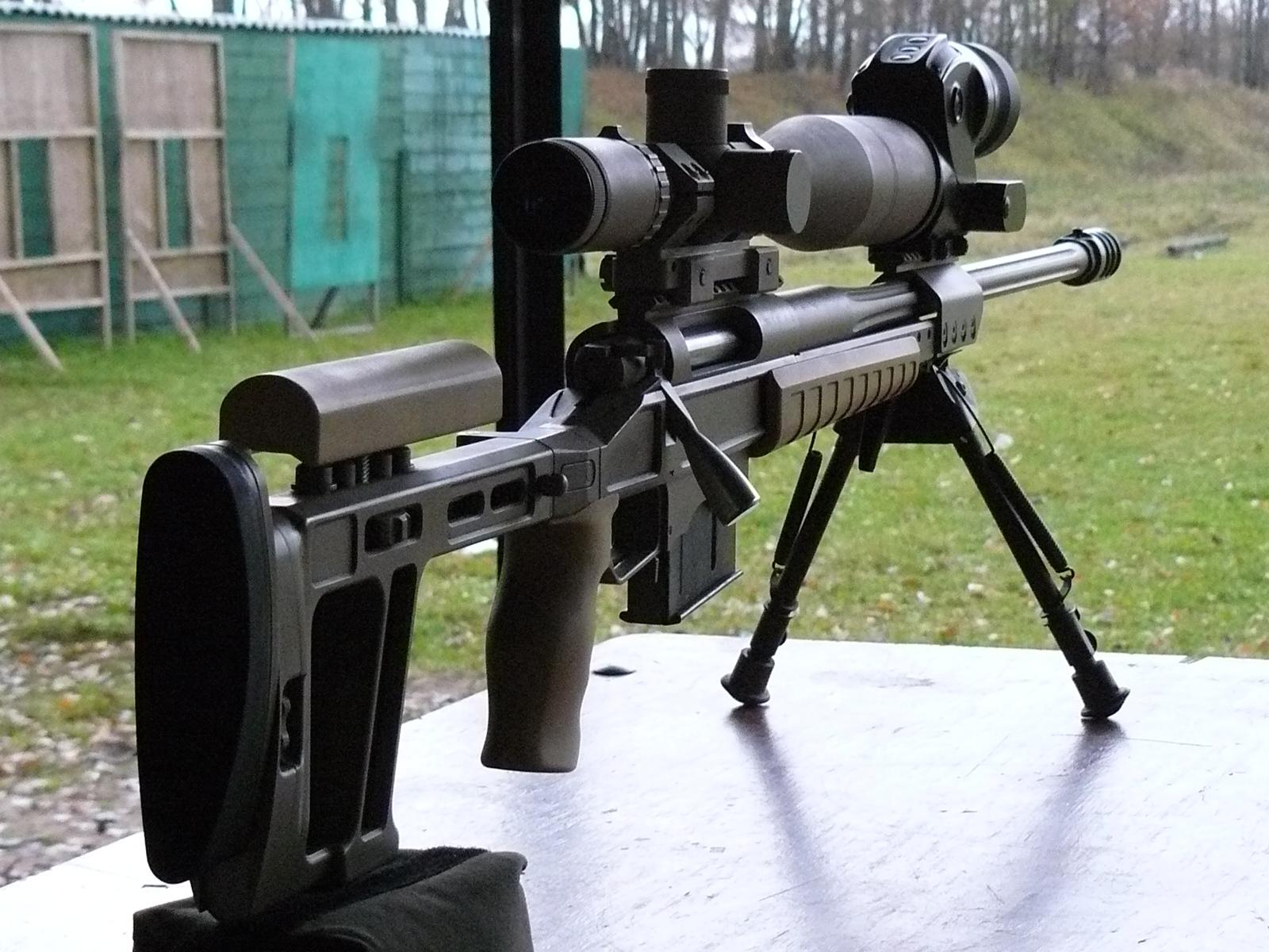 Т-5000 - высокоточная винтовка
