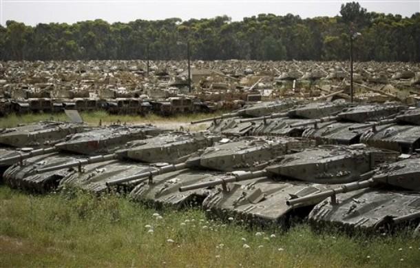 Танковый резерв