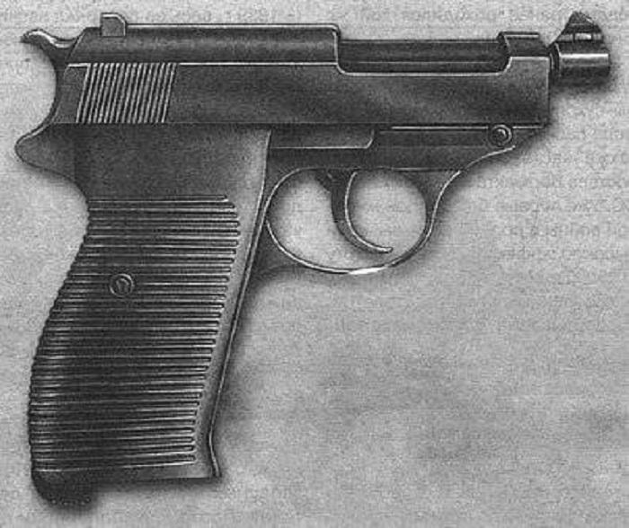Укороченная модель для гестапо