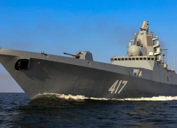 Проект 22350: российские боевые корабли нового поколения