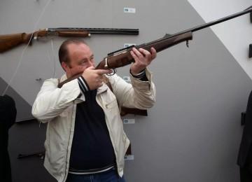 Охотничий карабин МР-142К – первое ижевское оружие с оригинальной функцией