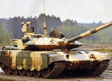 Танк Т-90МС – новая модель, а не очередная модернизация танка Т-90