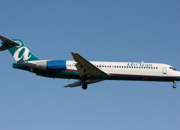 Boeing 717 — модернизированный вариант легендарного Дугласа DC-9