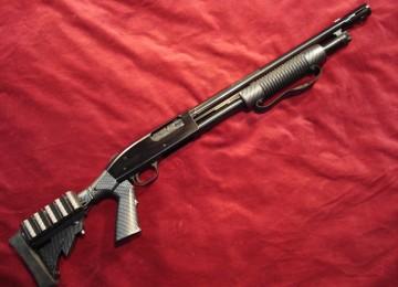 Помповое ружье Mossberg 500 — оружие-легенда