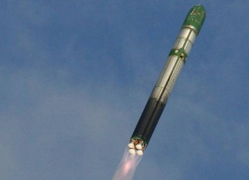 Ракета сатана SS-18– самая мощная баллистическая ракета в мире