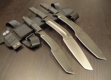 Тесак – эффективное оружие пехоты или тупиковая ветвь эволюции холодного оружия?