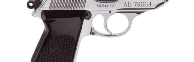 Травматический пистолет «Шмайсер»: история создания, характеристики, плюсы и минусы модели