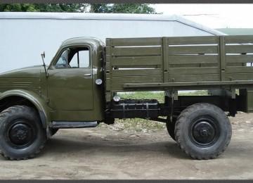 ГАЗ-63 – новый полноприводный грузовик, заменивший военную «полуторку»
