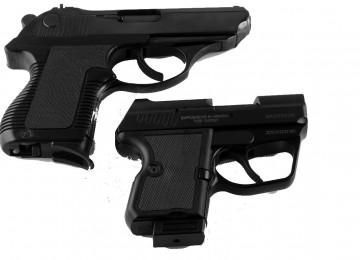 Safari mini – самый маленький травматический пистолет в мире