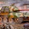 Танк Е-100 — несостоявшийся проект сверхтяжелого танка третьего Рейха