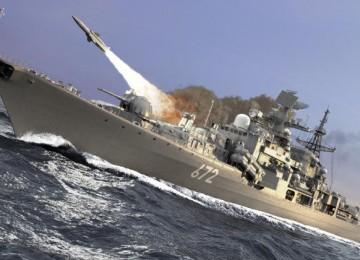 Эсминцы проекта 956 — корабли, опоздавшие со своим появлением