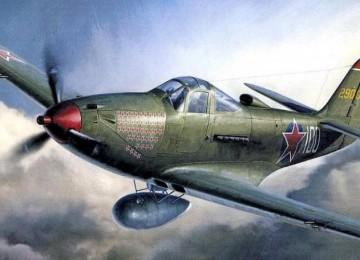 Аэрокобра Р-39 – любимый самолет советских асов